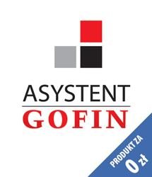 ASYSTENT Gofin - Darmowa aplikacja dla Księgowych
