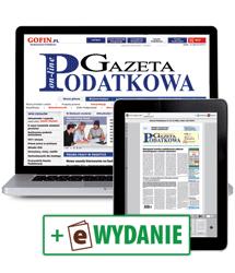 Gazeta Podatkowa on-line