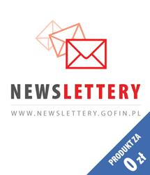 NEWSLETTERY Gofinu - Darmowe wiadomości na Twój e-mail