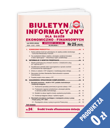 Biuletyn Informacyjny - Egzemplarz okazowy za 0 zł