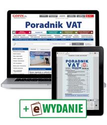 Poradnik VAT on-line