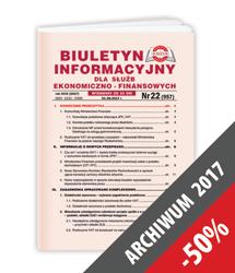 Biuletyn Informacyjny - Archiwum 2017