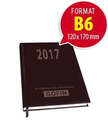 Kalendarz książkowy na 2017 rok – kieszonkowy