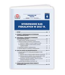 Stosowanie kas fiskalnych w 2017 r.