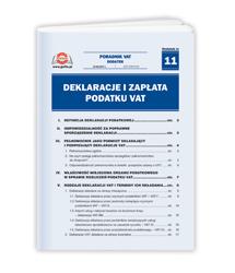 Deklaracje i zapłata podatku VAT