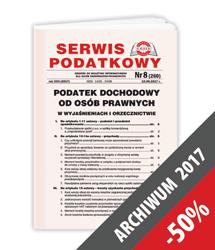 Serwis Podatkowy - Archiwum 2017
