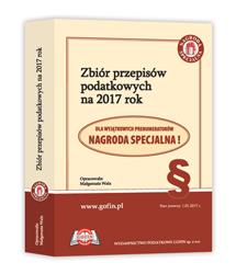 Zbiór przepisów podatkowych na 2017