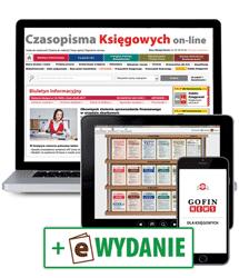 Komplet Czasopisma Księgowych on-line