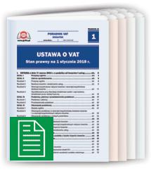 Dodatki do Czasopism 2018 w formie papierowej