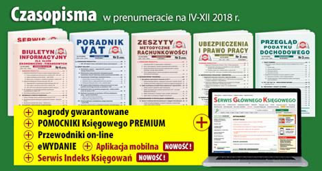 Wszystkie Czasopisma w prenumeracie na IV-XII 2018 rok - Komplet nr 2
