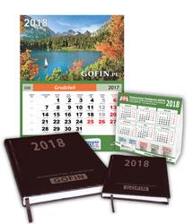 Kalendarze na 2018 rok
