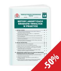 Metody amortyzacji środków trwałych w praktyce