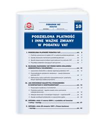 Podzielona płatność i inne ważne zmiany w podatku VAT