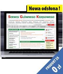 Serwis Głównego Księgowego - 3-dniowy dostęp za 0 zł