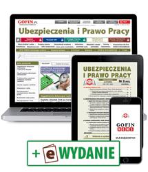 Ubezpieczenia i Prawo Pracy on-line