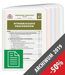 Dodatki do Czasopism 2019 w formie papierowej