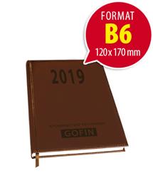 Kalendarz książkowy na 2019 rok – kieszonkowy