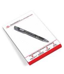 Upominek - notatnik Gofinu + długopis