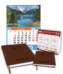 Kalendarze na 2019 rok