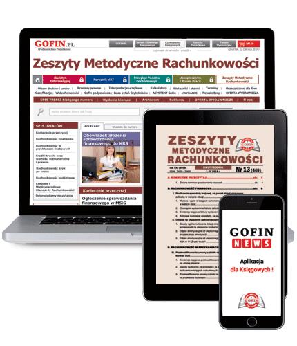 Zeszyty Metodyczne Rachunkowości on-line