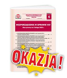 Rozporządzenia w sprawie VAT. Stan prawny na 1 lutego 2020 r.