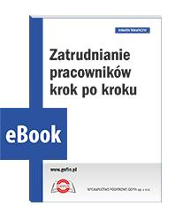 Zatrudnianie pracowników krok po kroku - eBook