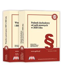 Jedna książka z cyklu Biblioteka Podatnika 2020