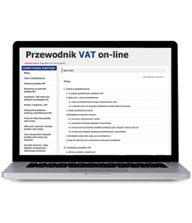 Przewodnik VAT on-line