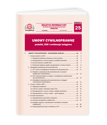 Umowy cywilnoprawne - podatki, ZUS i ewidencja księgowa