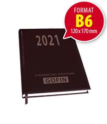 Kalendarz książkowy na 2021 rok – kieszonkowy