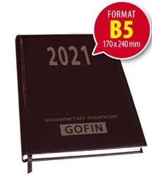 Kalendarz książkowy na 2020 rok