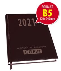 Kalendarz książkowy Podatnika i Księgowego na 2021 rok