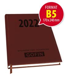 Kalendarz książkowy Podatnika i Księgowego na 2022 rok